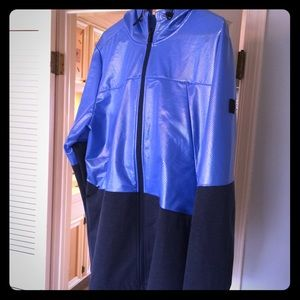 Under Armour Jacket / New / XL / Blue
